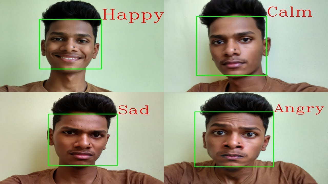 Facial Expression Detection with Deep Learning & OpenCV