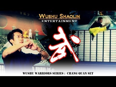 Wushu Chang Quan 長拳 : Warriors Series : Alfred Hsing Gold Medalist