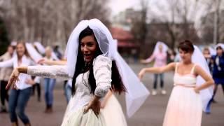 Флеш-моб невест Тамбов