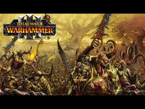 Is It Possible to Invade the Realm of Chaos? - TOTAL WAR WARHAMMER 3 Daemons of Chaos Lore |