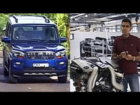 New gen Mahindra Scorpio & visit to AMG engine plant