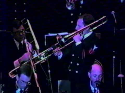 US Navy Band Commodores - 1987 FULL CONCERT All Eastern Band and Instrumental Clinic