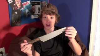 How to Make a Prop Knife