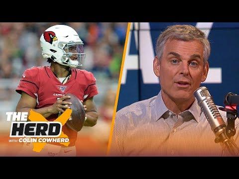 Blazin' 5: Colin's picks for 2019-20 NFL Week 5 | NFL | THE HERD