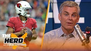Blazin' 5: Colin's picks for 2019-20 NFL Week 5 | NFL | THE HERD