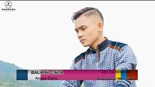 Download Mp3 Balik Ni Cinta Angga Lida   Musik Video