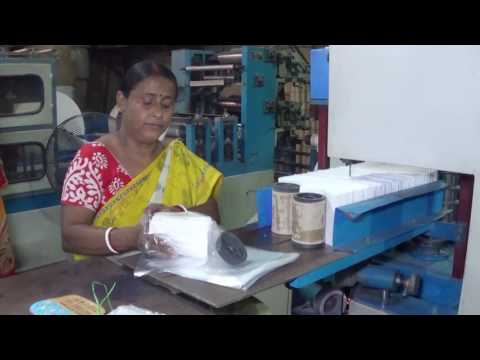 TISSUE PAPER MANUFACTURING FROM GLR IMPEX