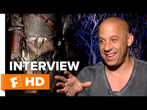 The Last Witch Hunter - Vin Diesel Interview (2015) HD
