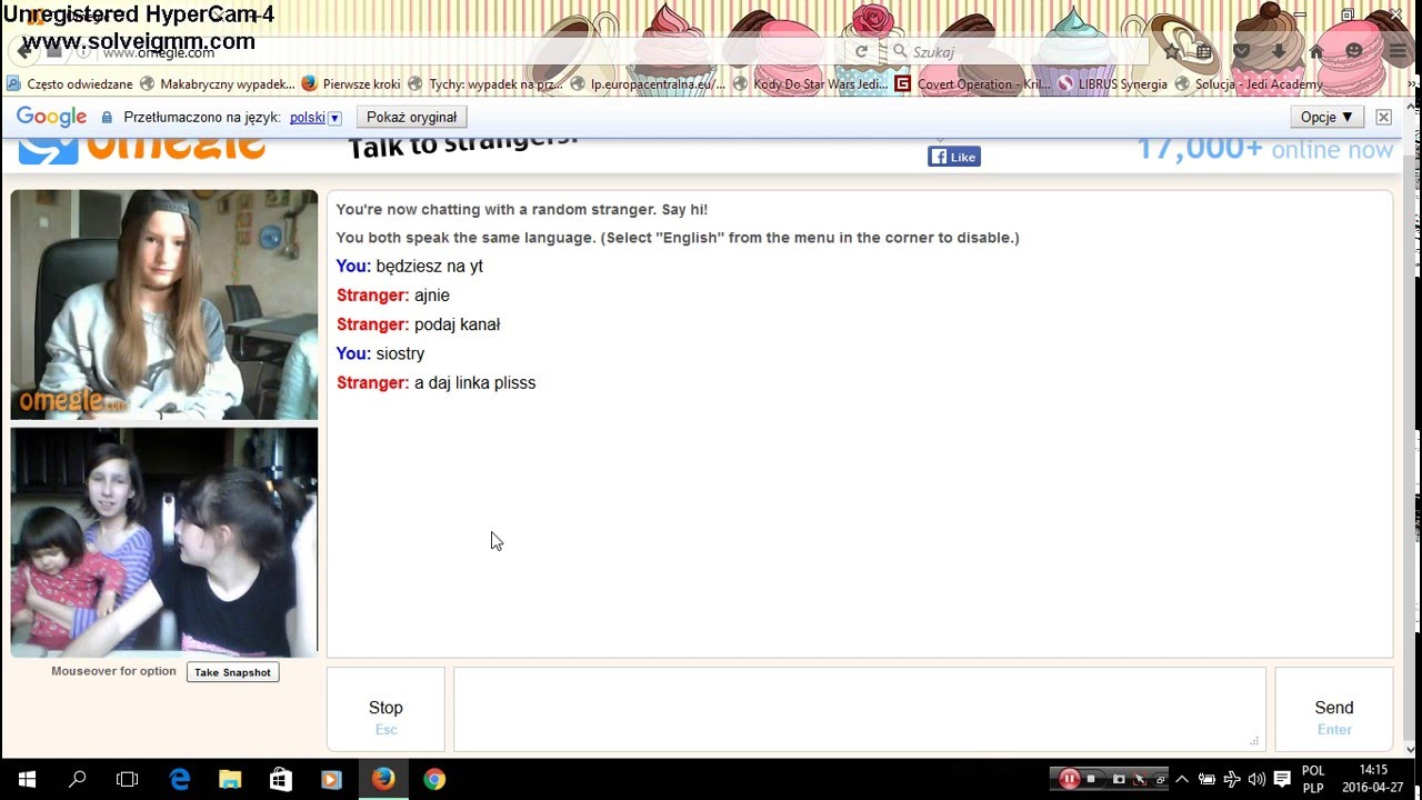To omegle co Ome Tv