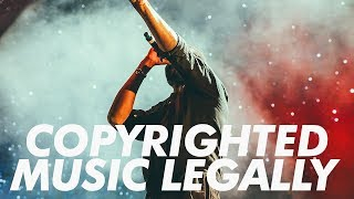 How To Use Music On YouTube Without Copyright in 2018!