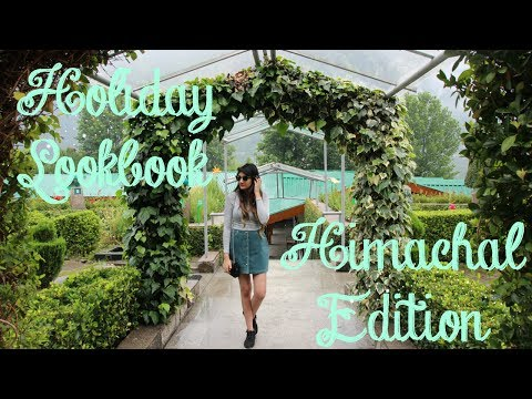 Holiday Lookbook - Himachal Edit (Manali)