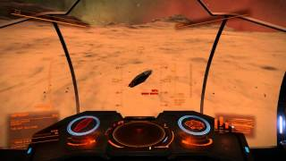 Elite Disappointment: NPCs, Planets and not so broken Engines