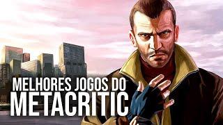 5 Melhores Jogos de Todos os Tempos Segundo o Metacritic #BRKsEDU
