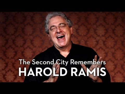 The Second City Remembers Harold Ramis