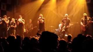 Five Iron Frenzy - Handbook for the Sellout Live - July 12, 2013 - Mill City Nights