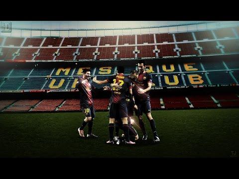 Najpiękniejsze Bramki Barcelony z Dystansu (PL komentarz)