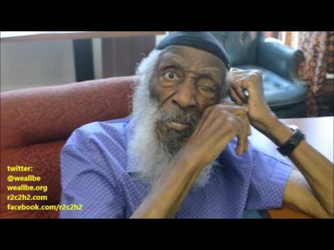 Baba Dick GREgory On WhITe Rage & Fear Of A Black PREsident