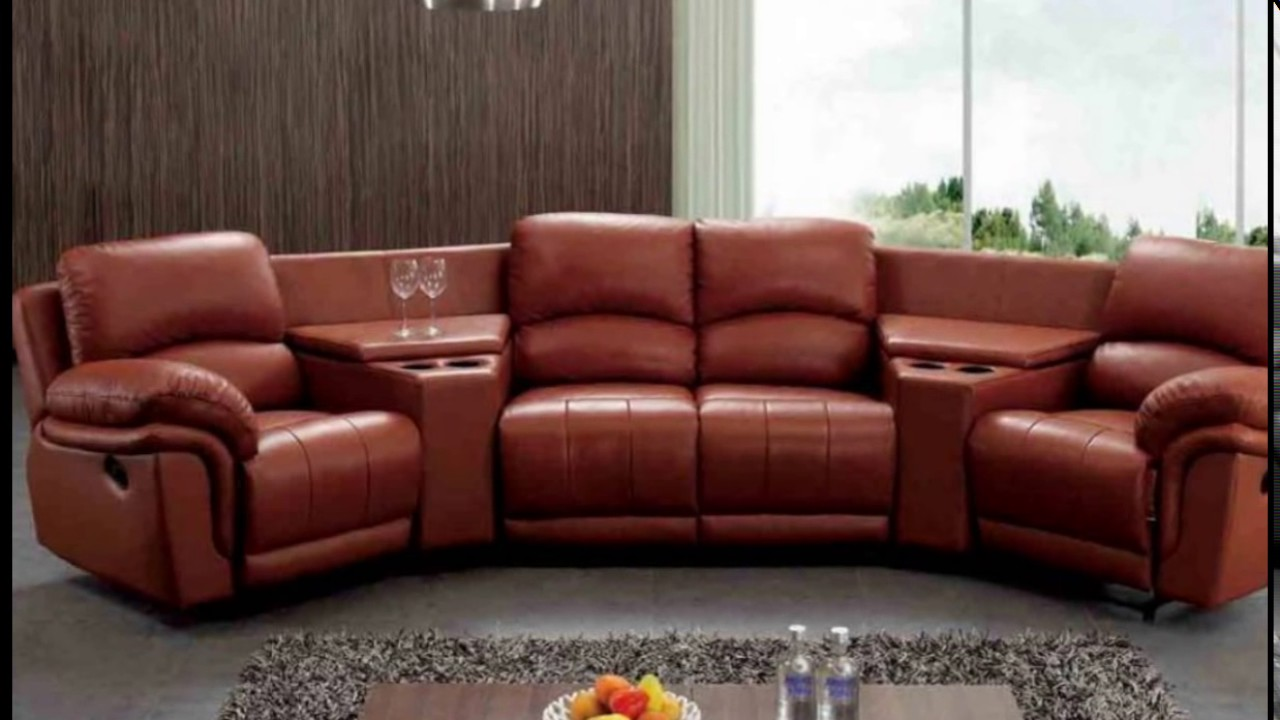 Incroyable Luxury Leather Sofas