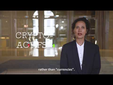 The Banque de France's view on bitcoin and other crypto-assets