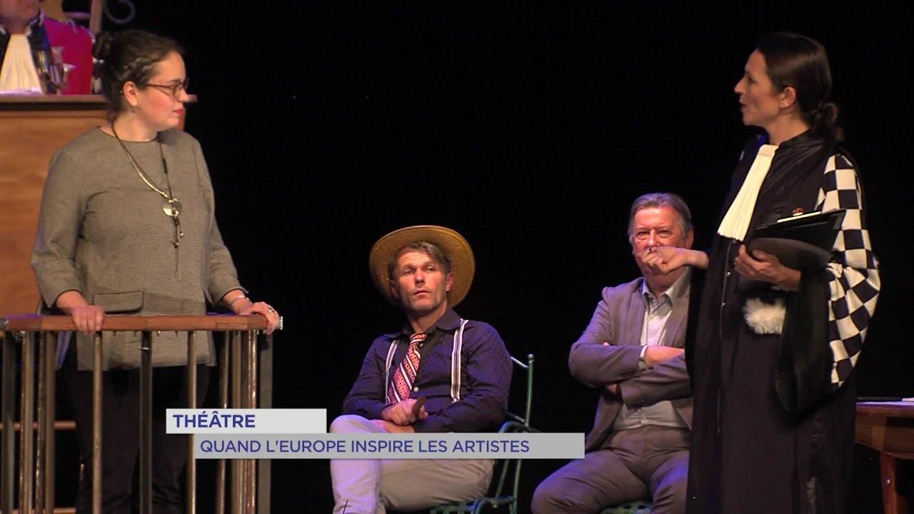 Yvelines | Théâtre : Quand l'Europe inspire les artistes