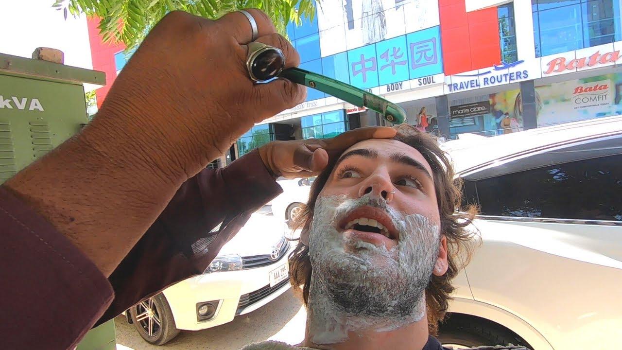 $4 Pakistan Shave 🇵🇰