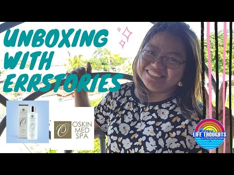 UNBOXING with Coach Ferdie | O Skin Med Spa -Ms. Olivia Quido & Fresh Picked Fruits | Beauty Within