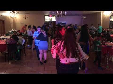 Por un segundo(bachata video)publico en newark nj sonido poder latino nj.09/16/17.