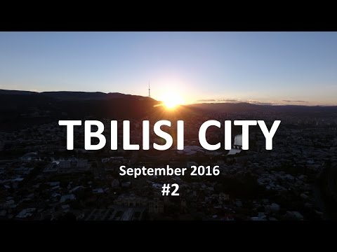 Tbilisi in September
