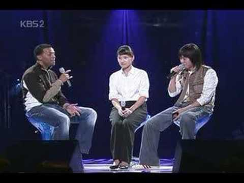 Craig david - You Are Not Alone (Cover)(Live) (1-10-2005)
