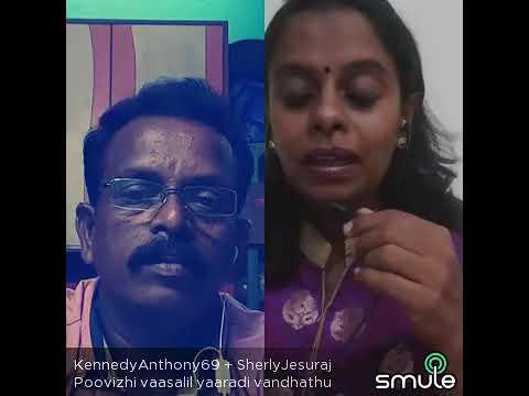 Kennedy Anthony and sherlyjesuraj Poovizhi vaasalil yaaradi vanthathu