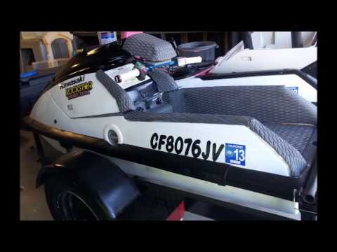restoring 650sx - youtube