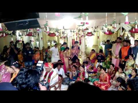 Hyderabadi yadavs marriage (arvind Kumar Anna)