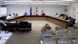 Town of Drumheller Council Committee Meeting of May 22, 2018