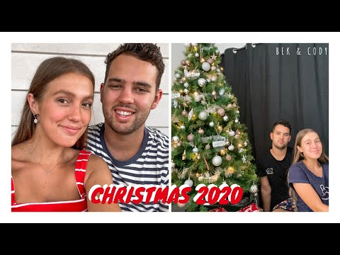 CHRISTMAS 2020 - first christmas in our house + present haul