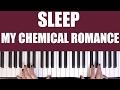 HOW TO PLAY SLEEP MY CHEMICAL ROMANCE mp3