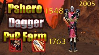 WoW Classic: Pshero Best Moments - Dagger Spec PvP Farm