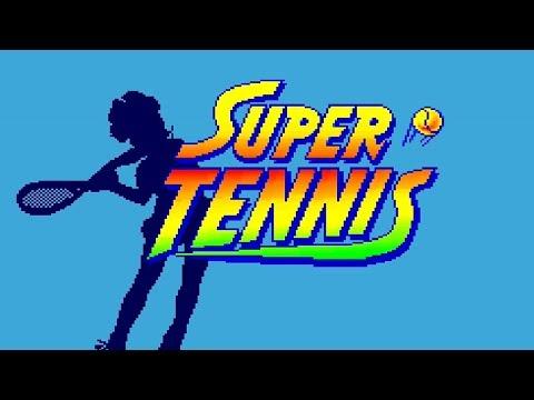 Super Tennis ... (SNES)