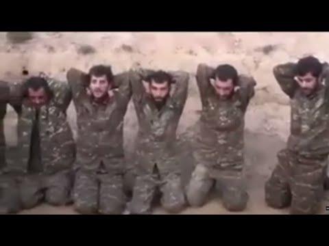 Конец каждого живого солдата армянской армии в Азербайджане будет именно такой!