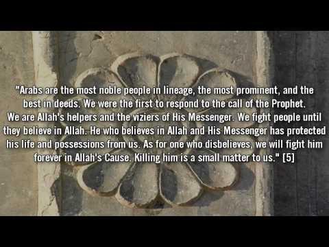 Iran, Arabs, and Islam