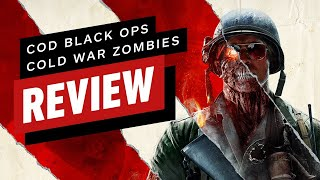 Call of Duty: Black Ops Cold War Zombies Review (Video Game Video Review)