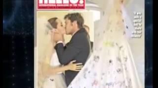 Первые фотографии со свадьбы Анджелины Джоли и Брэда Питта