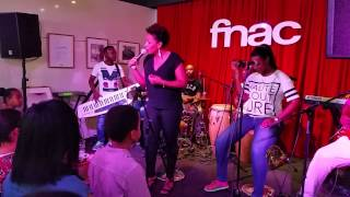 Yola Semedo - Volta Amor (Showcase FNAC Vasco da Gama)