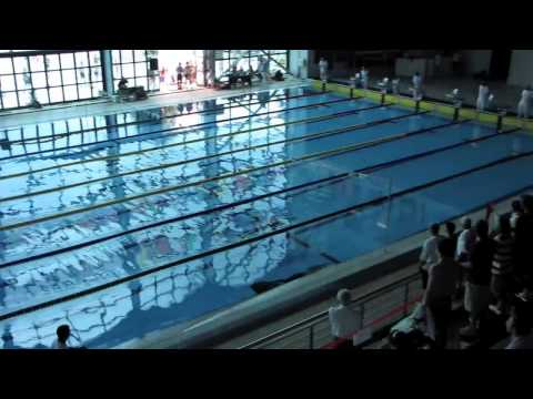 50 apnea Women Finswimming European Junior Championship 2009