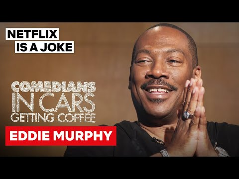 Jerry Seinfeld & Eddie Murphy Debate The Funniest Comedian O