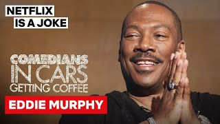 Jerry Seinfeld & Eddie Murphy Debate The Funniest Comedian Of All Time | Netflix Is A Joke