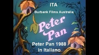 Peter Pan 1988 in Italiano