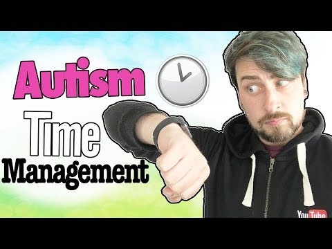 #Aspergers And Time Management
