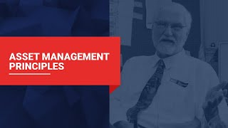 Asset Management Principles | TAMC
