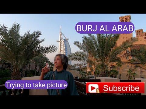 BURJ AL ARAB (where?)