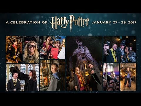 Countdown to A Celebration of Harry Potter